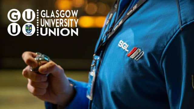 Glasgow University Union Chooses SGL Security