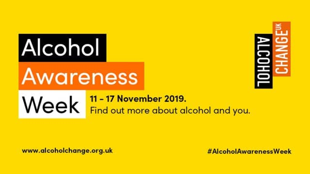 SGL Supports Alcohol Awareness Week 2019
